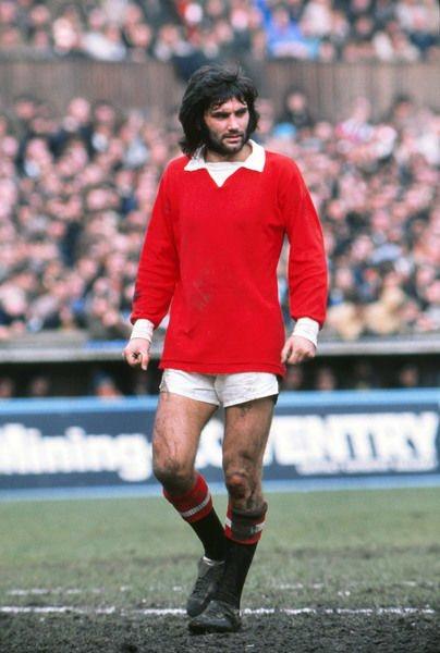 Happy Birthday George Best, United legend