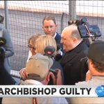 Image for the Tweet beginning: WATCH: The Catholic Archbishop of