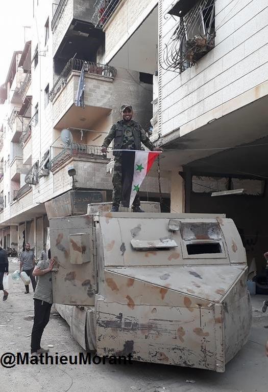 Syrian War: News #18 - Page 5 DdyS4WnU0AANI6V