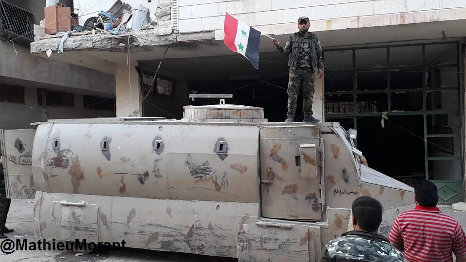 Syrian War: News #18 - Page 5 DdyS6rhUQAA4nJv
