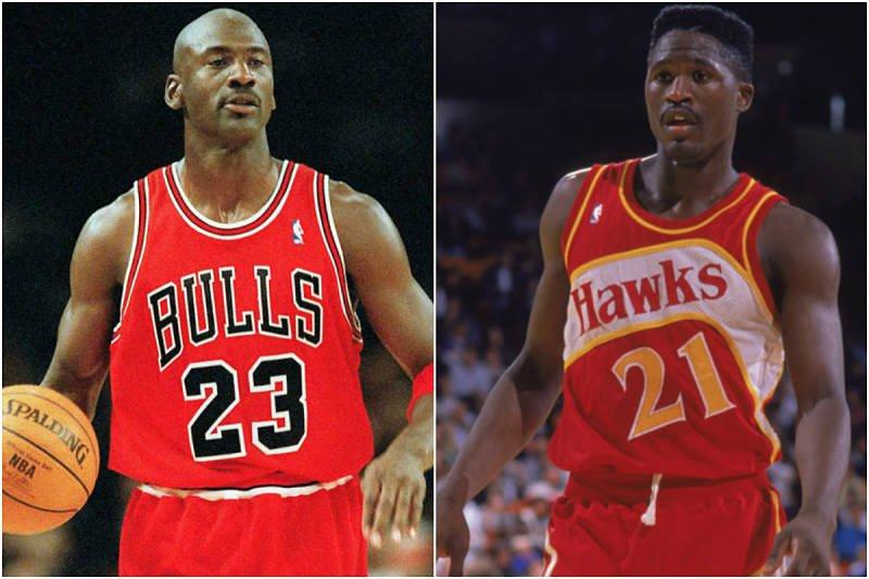 El día que Dominique Wilkins pasó por encima de Michael Jordan https://t.co/rEbARBLR4U https://t.co/kkNYxNItB2