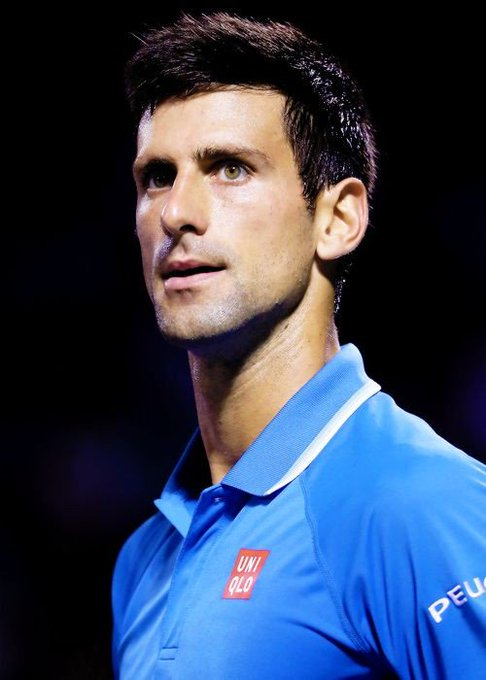 Before and after edited... Happy birthday to Novak Djokovic!! Damn.. i used too many filters :v