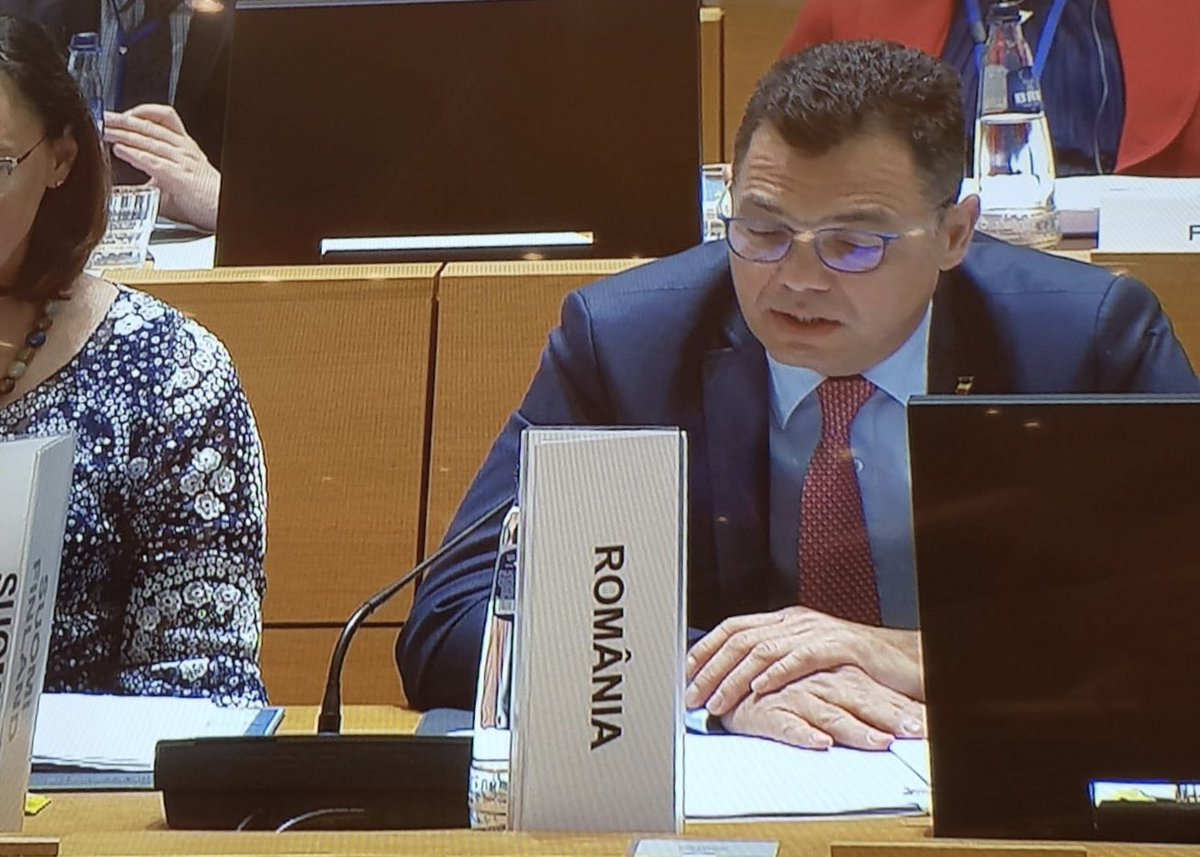 Ro In Eu On Twitter Ro Minister For Business Environment Trade
