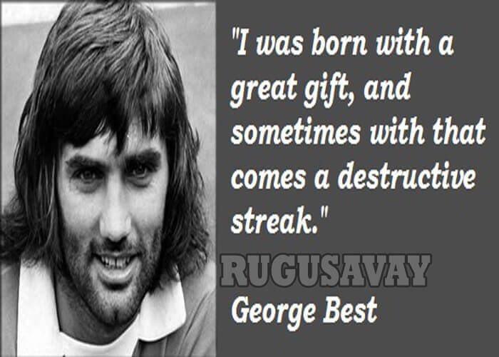 Happy birthday George best