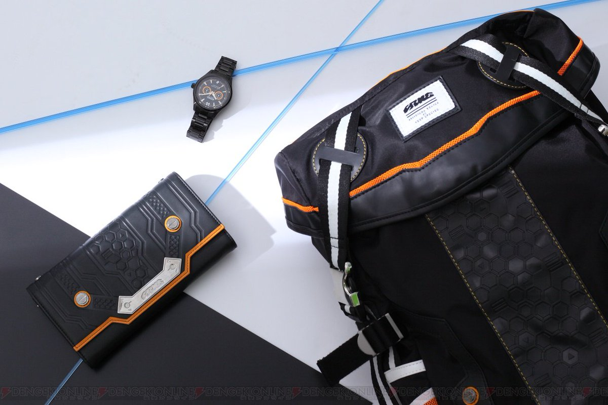 "『PSO2』アークス戦闘服""クローズクォーター""をイメージした腕時計、リュック、財布が登場 https://t.co/uxiyz8A7AH #PSO2"