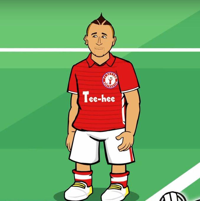 Happy Birthday Arturo Vidal