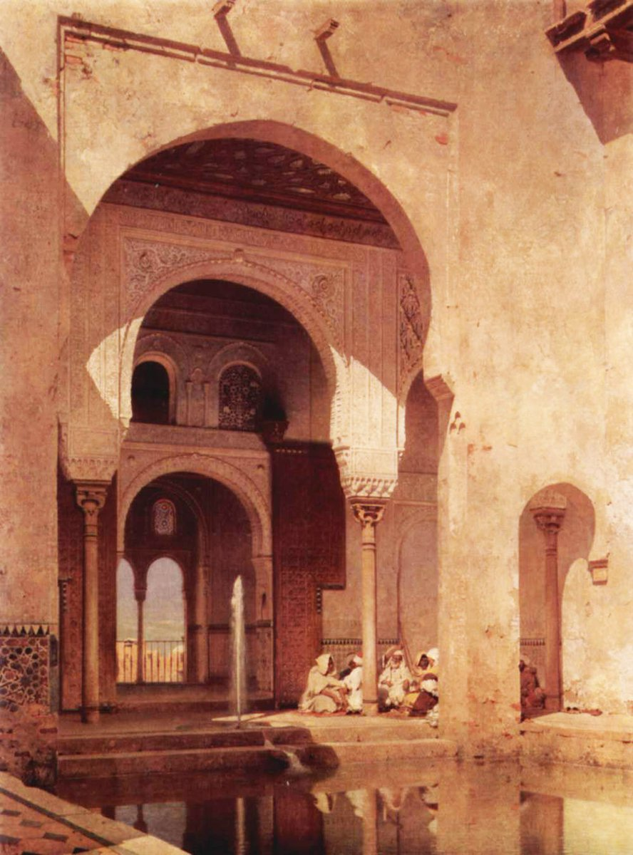 The geometric shapes in the compositions of Adolf Seel (1829-1907) :