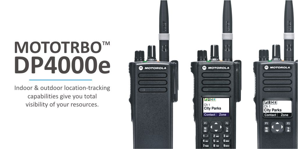 #TRBOtuesday - Did you know the @MotSolsEMEA DP4000e Series can track users throughout their day utilising inbuilt GPS, link with an application to give you complete transparency https://t.co/2YP31p6r0y   #loneworker #resilientsystem #twowayradio #gomototrbo #heretosupportyou