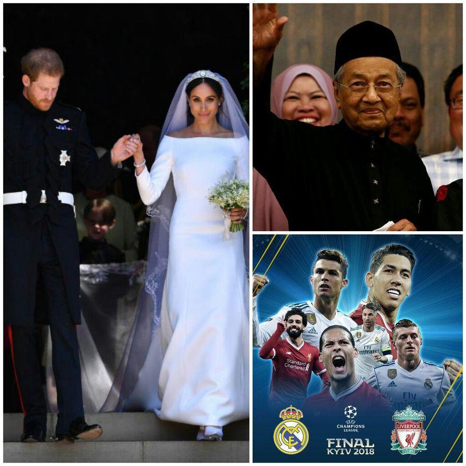 Royal Wedding, Mahathir Mohamad, dan Sejarah 37 Tahun yang Berulang https://t.co/mAdwYsFB3p https://t.co/DgO4VhCrNh