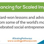 Image for the Tweet beginning: Which strategies do successful #socent