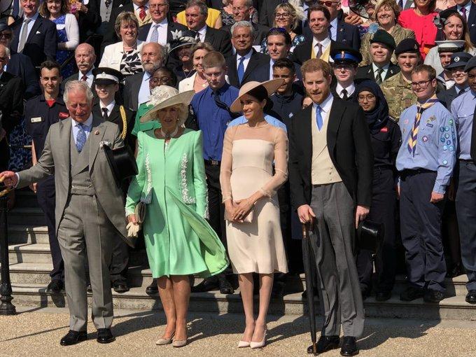 Top Tweets United Kingdom 24-May-2018
