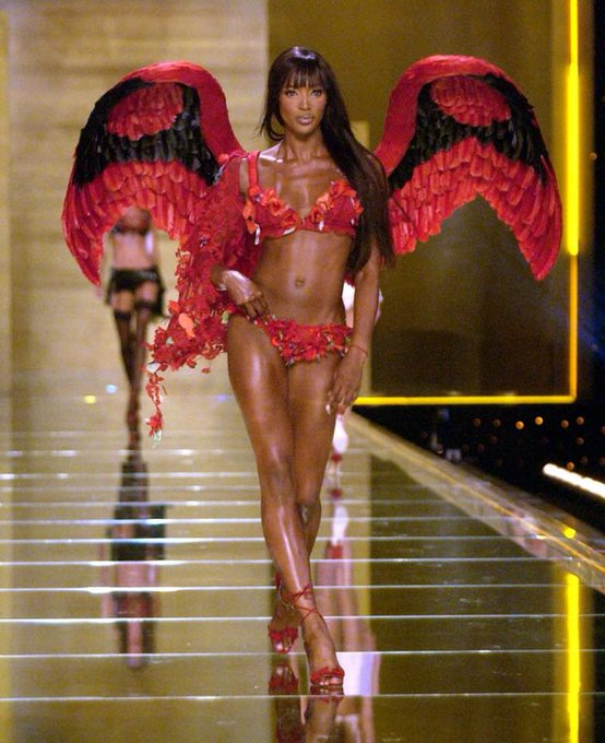 Happy Birthday Naomi Campbell!