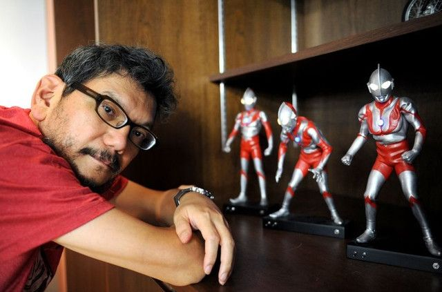 Happy Birthday to SHIN GODZILLA director Hideaki Anno!
