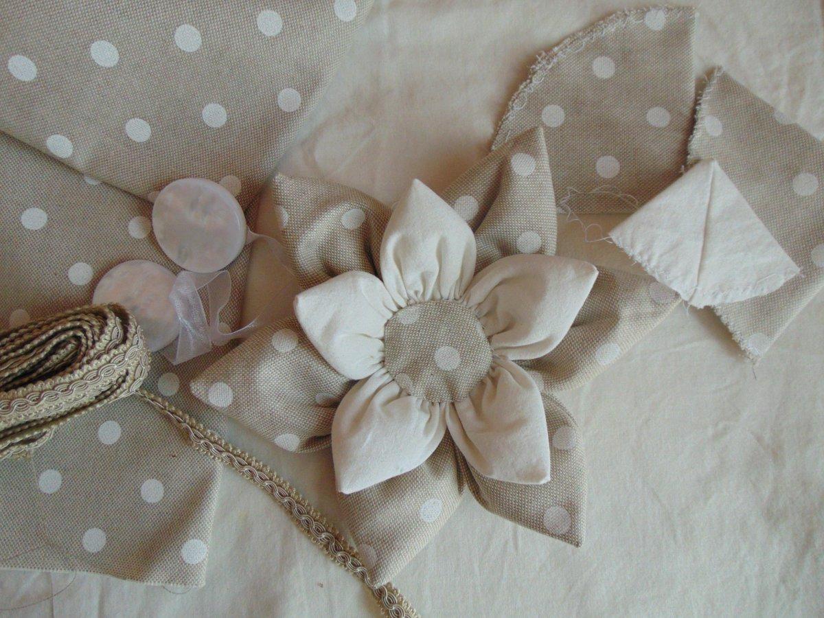 Embrasse per tende raccogli tende bag in cotone tessuti