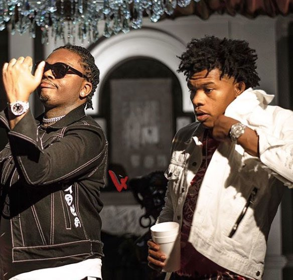 Lil Baby & Gunna have a collab project titled 'Drip Harder' on the way 👀🔥💪🏾