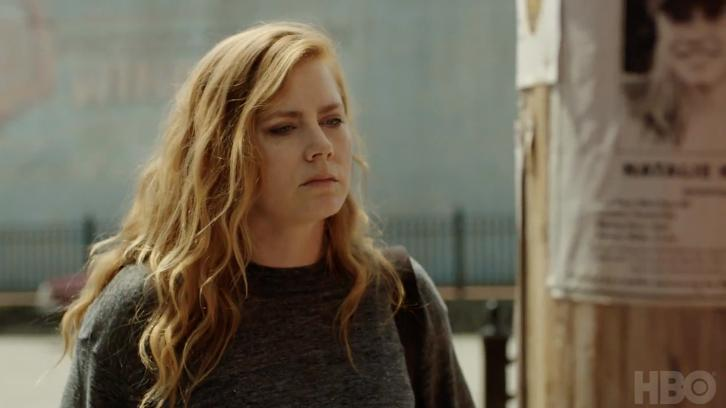 Sharp Objects - Promo, First Look Photos, Posters + Premiere Date  (Posted: 2018-05-22 06:54:57)  spoilertv.com/2017/12/sharp-…