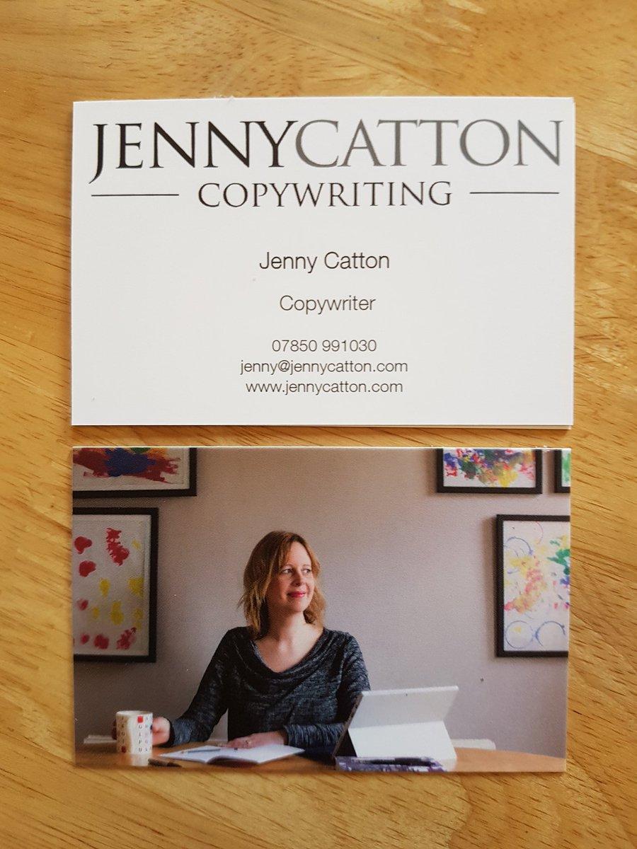 Jenny Catton Copywriting (@JennyCatton)   Twitter