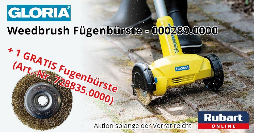 Gloria Weedbrush Fugenbürste