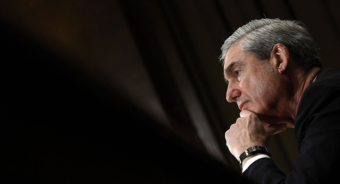 Robert Mueller and three predictions for the dramatic weeks ahead: https://t.co/KvrrDErkGt https://t.co/hHcv0wdJxL