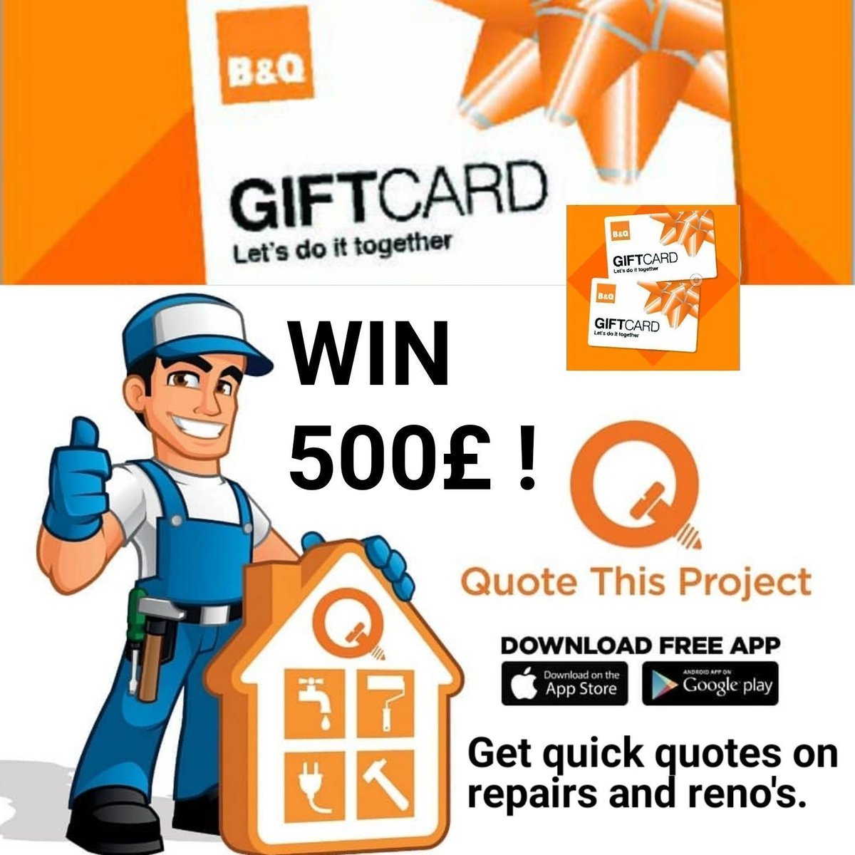 quotethisprojectuk on twitter 3 days away win 500 post your