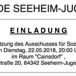 Image for the Tweet beginning: Zentrale Anmeldung für Kitas, Satzungsänderung