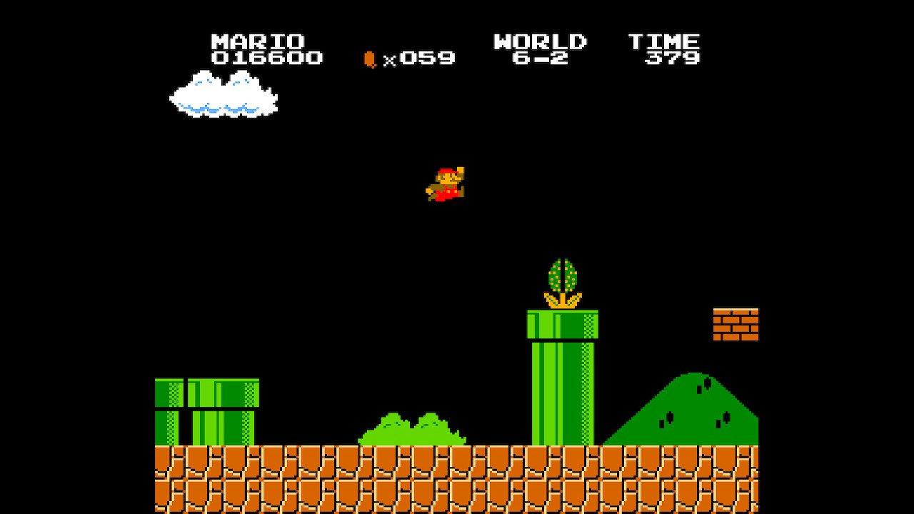 Super Mario Bros. (Switch) Screenshot