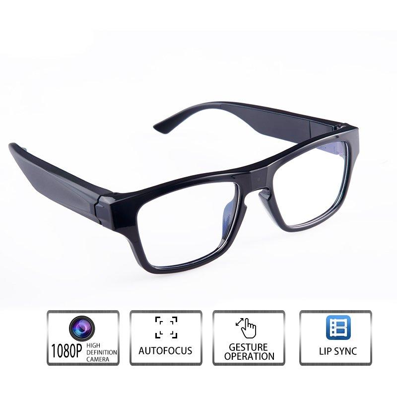 7fc675aba0f G5  Hidden  camera 100% invisible  SpyGlasses Video Recording Glasses for  Sporting