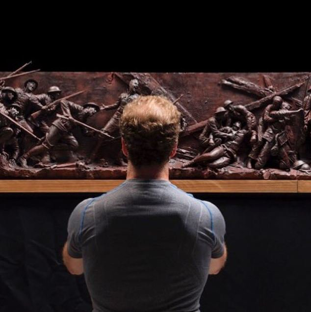 &#39;There's No First World War Memorial on the National Mall?&#39;  Read @anna_russell&#39;s @NewYorker article on @SabinHoward's 'The Hero's Journey' #WW1 #AEF sculpture for @WW1CC  https://www. newyorker.com/magazine/2018/ 05/28/theres-no-first-world-war-memorial-on-the-national-mall &nbsp; … <br>http://pic.twitter.com/QDlP2RAq0d