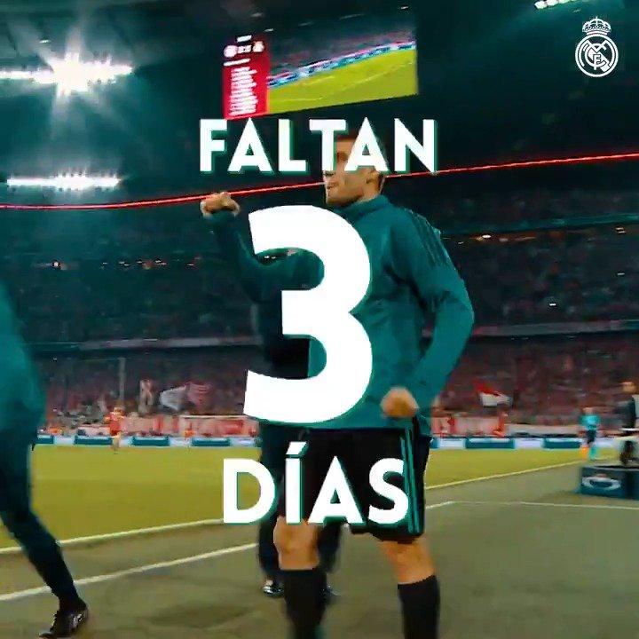⏳ Faltan 3️⃣ días... #APorLa13 �� https://t.co/TQll8hu6a1