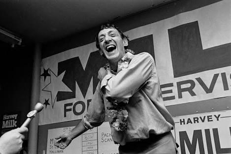 Happy Birthday Mr. Harvey Milk