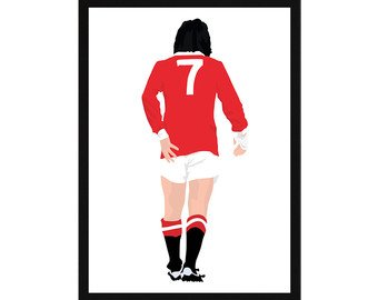 Happy birthday George Best...Legend