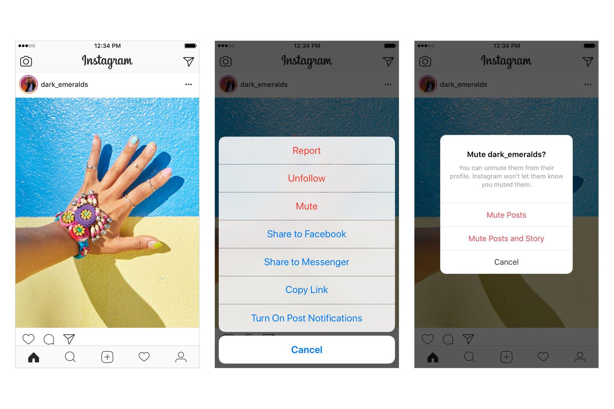 Instagram now lets you mute your friends https://t.co/eJ5pUEszVU https://t.co/aDbRFuaJ5P