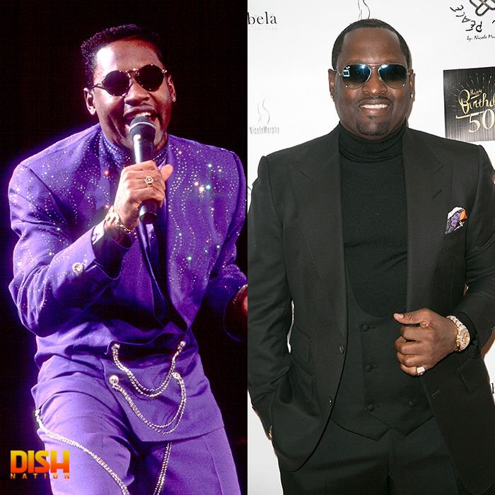 Happy 52nd birthday to New Edition singer Johnny Gill