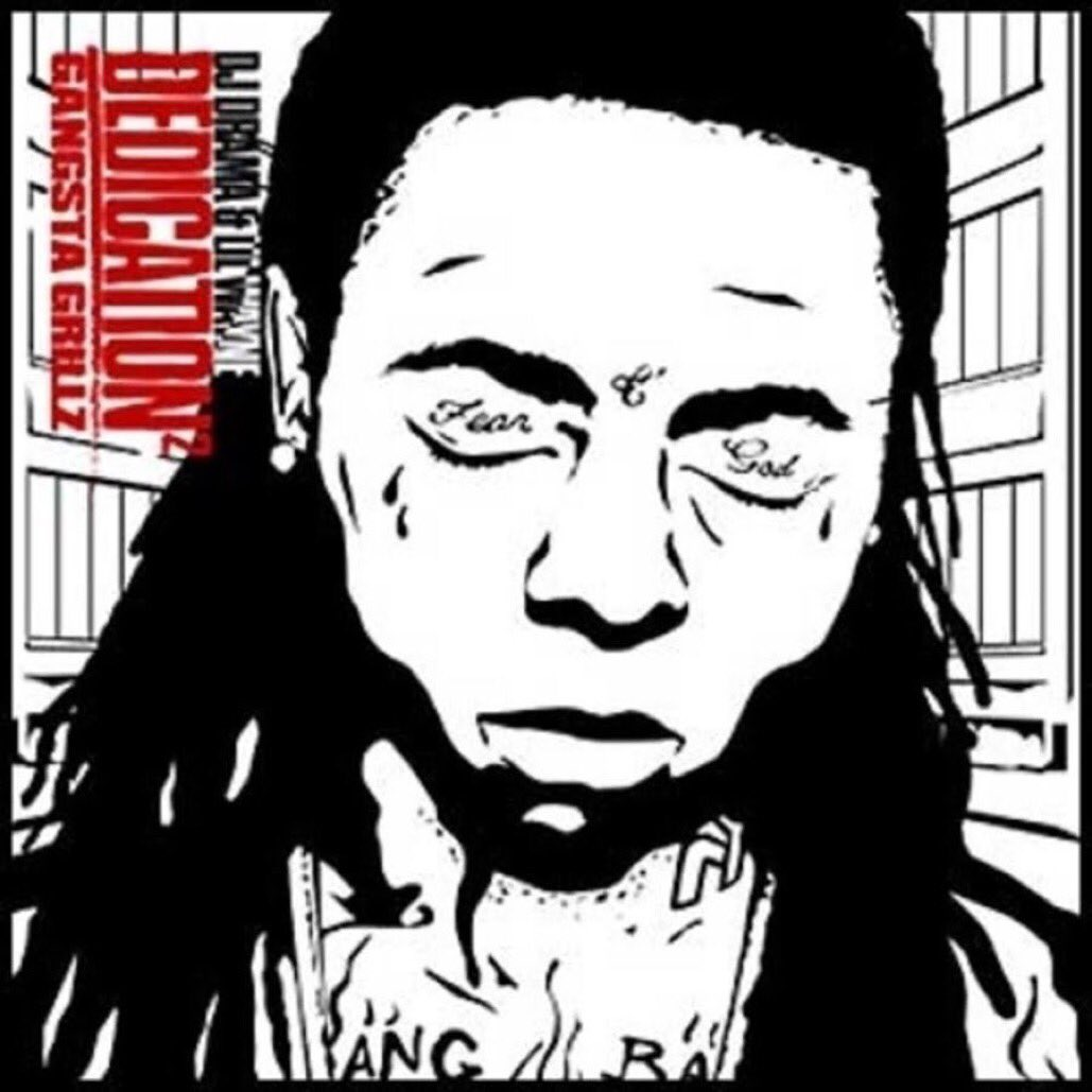 5.22.06 The soundtrack to the summer arrived when @LilTunechi and @DJDRAMA dropped Dedication 2