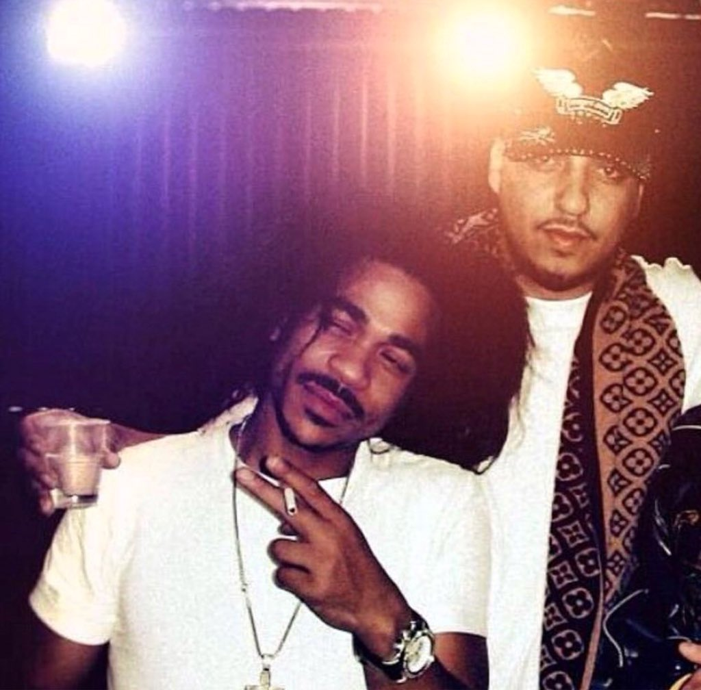 HAPPY BDAY TO MY BROTHER THE WAVE GOD OF ALL WAVE GODS MAX B !! SILVER SURFER !!!! FREE MAX B !!! ALMOST HOME G!! https://t.co/TnMHJlFX7L