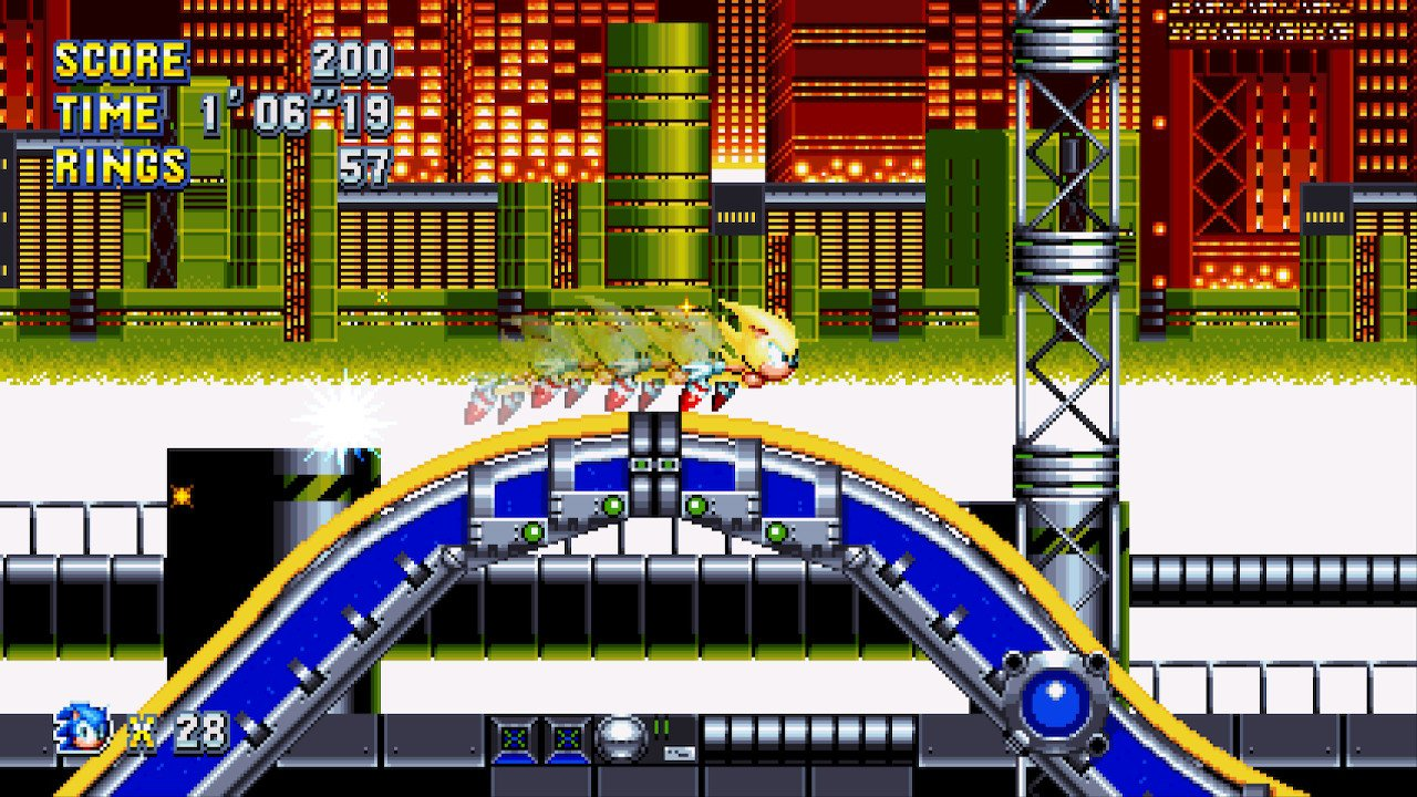 Sonic Mania (Switch) Screenshot