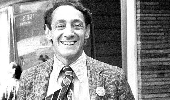 Happy Birthday Harvey Milk