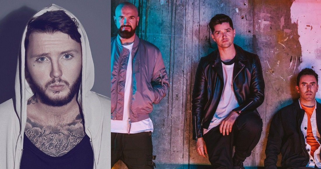 James Arthur and The Script are now in a legal battle against each other bit.ly/2x4hPHW