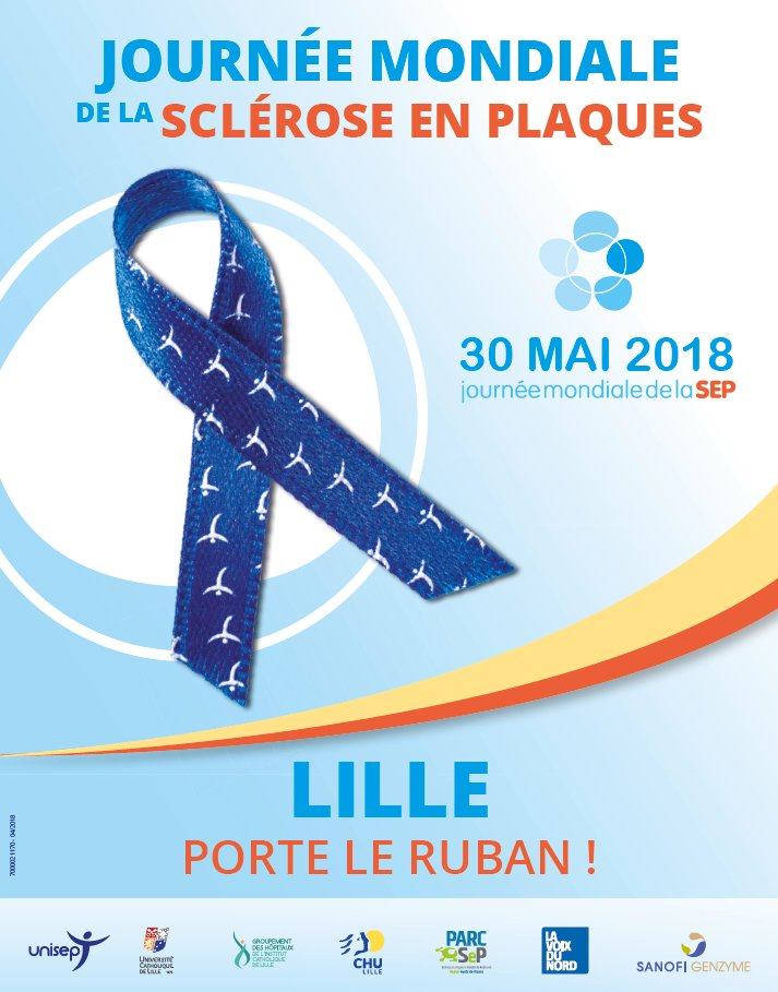 Ecovélo Journée Mondiale Sclérose en plaques