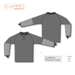 CutPRO® | Specialised in Cut Resistant PPE  - 5 times more cut resistant than Kevlar® products rated level 3 at 5N -  Visit our website for more information: https://t.co/ohpVgGA14C  -Image shown: CP17-5B Grey, Polo Shirt without Belly Patch-