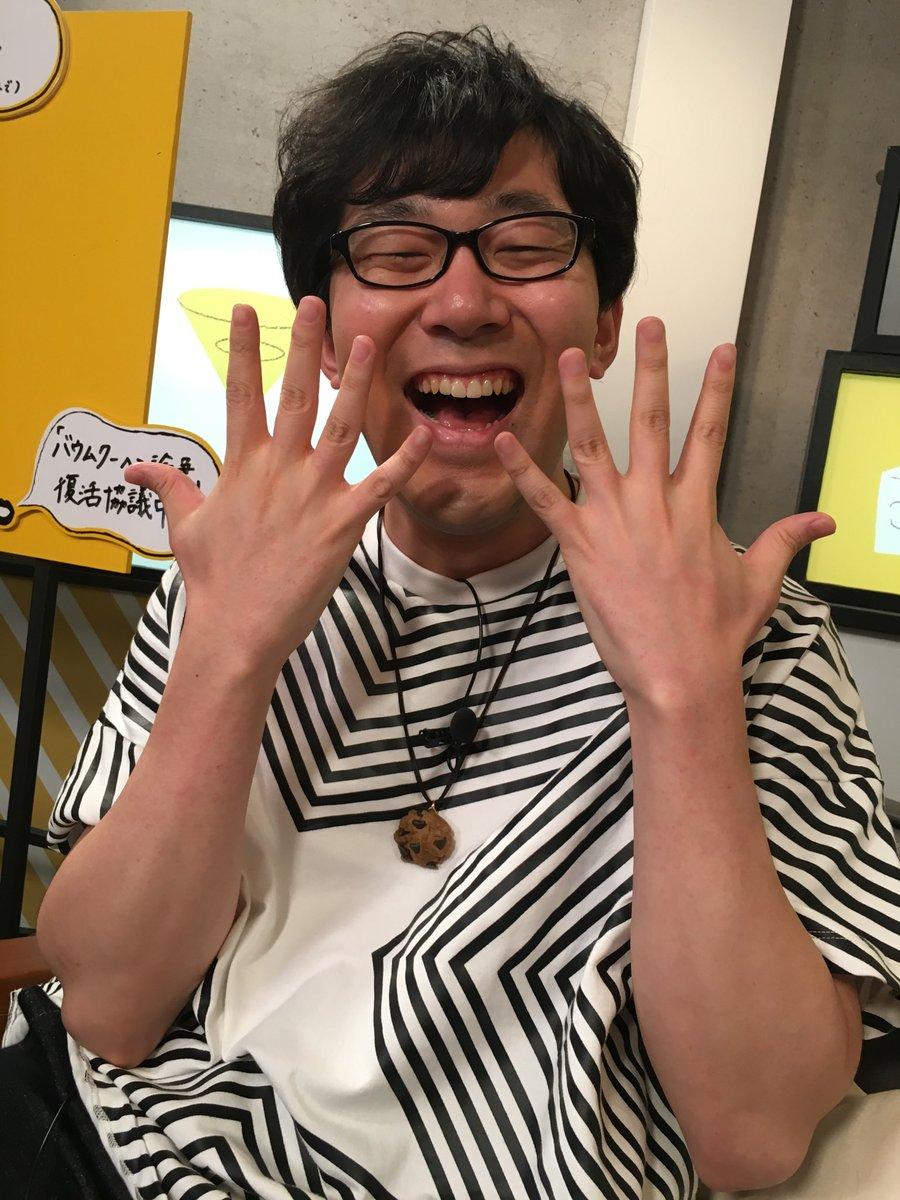 """小野友樹 on Twitter: """"夜あそび企画で、Q-pot.が似合う男を目指し ..."""