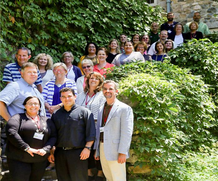 test Twitter Media - Congratulations to our Principal, Dr. Helenann Civian, for graduating the Emmaus Series for Catholic School Leaders—a 20-month impactful leadership development program by @RocheCenter at @BostonCollege! https://t.co/FbZZ8fiTMl https://t.co/shzXNCAtI8