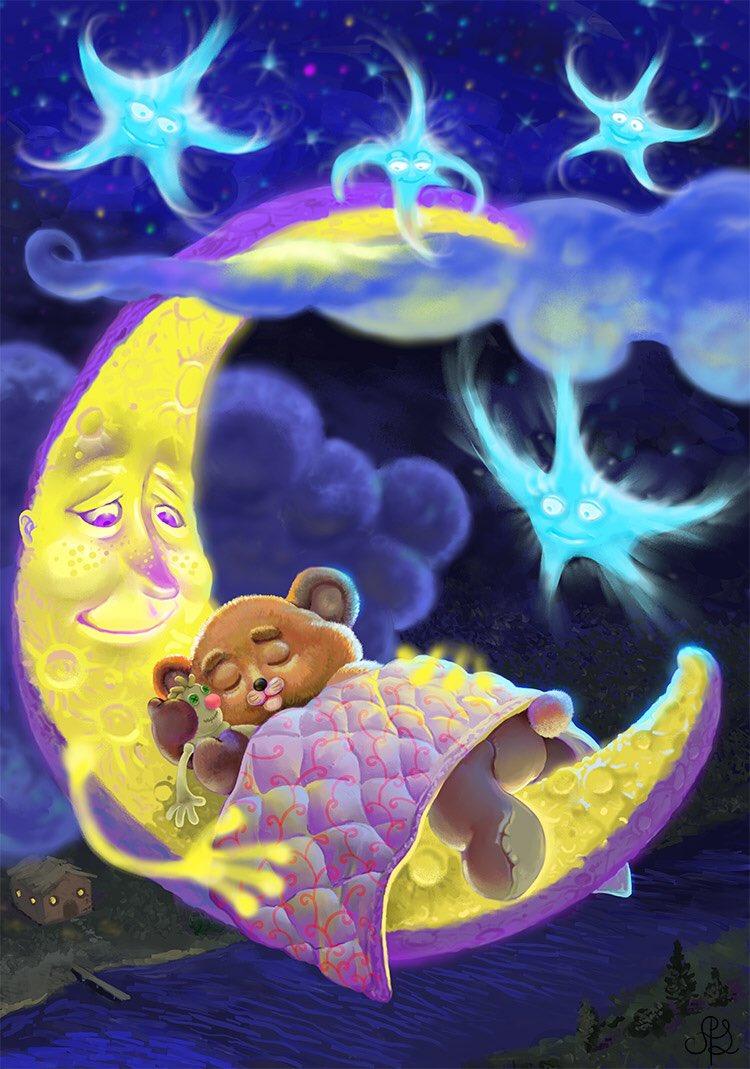 Картинки удивительных снов