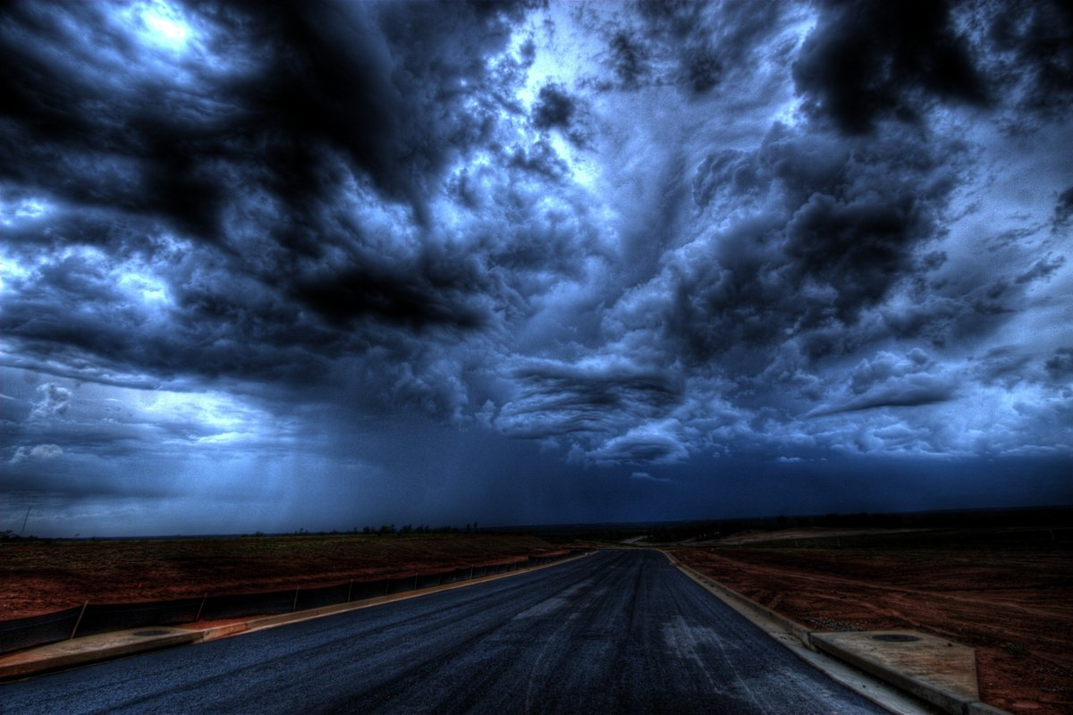 Get Hd Nature Wallpapers On Twitter Black Rainy Weather Clouds