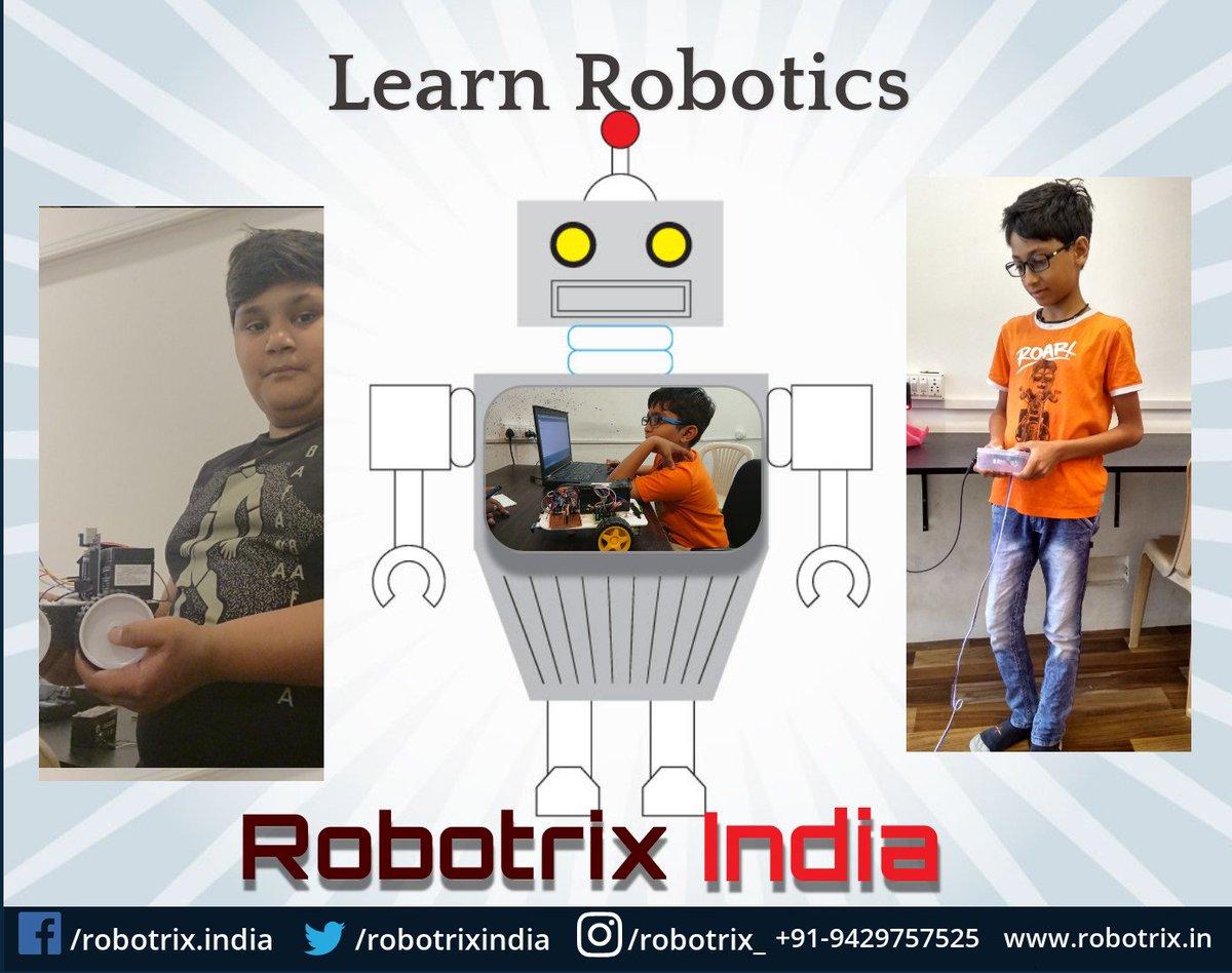 Robotrix India Robotrixindia Twitter