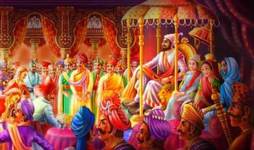 shivaji maharaj rajyabhishek full hd
