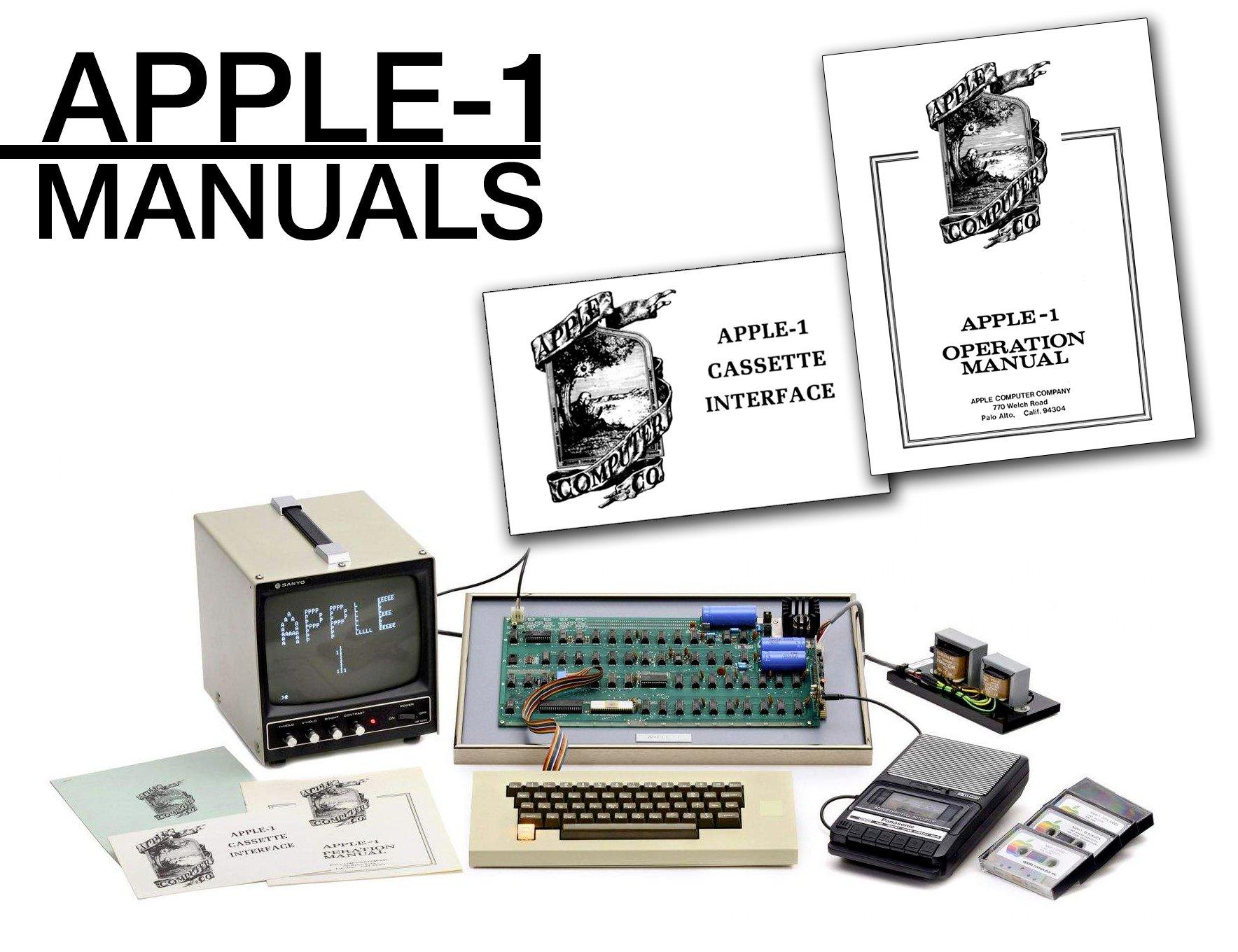 apple manuals de
