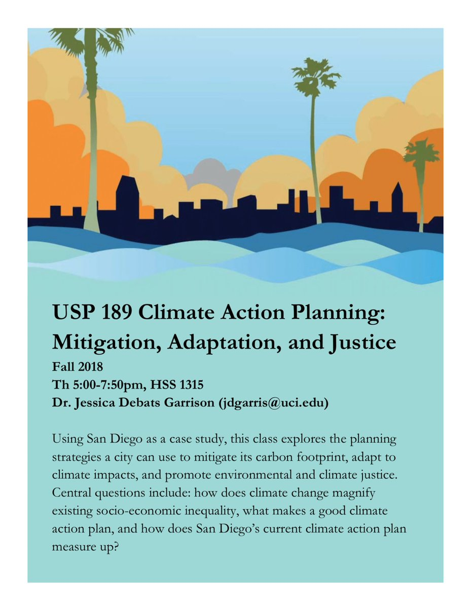 UCSD Sustainability on Twitter: