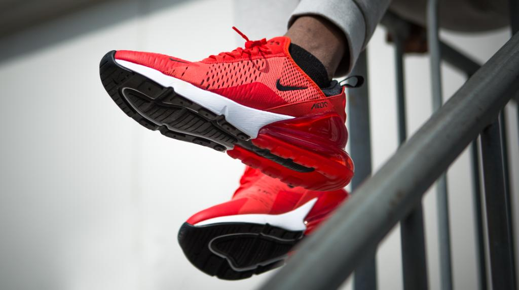 on sale 10055 1efa9 Scorched.    Nike  AirMax270