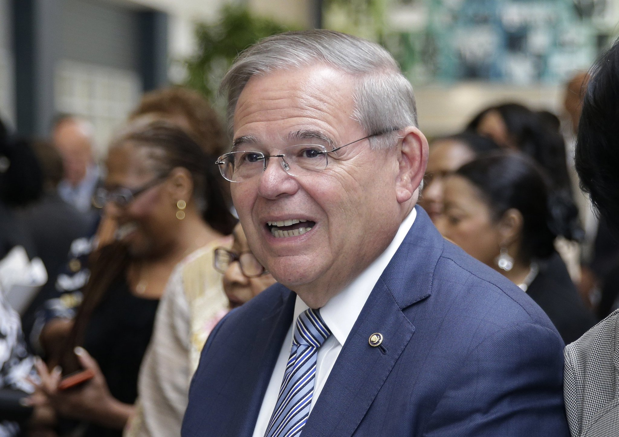 Incumbent Sen. Bob Menendez has won his party's primary in New Jersey.   Live results page: https://t.co/bpNVDOdatC https://t.co/OQDFgbl8Ao